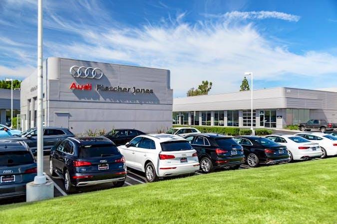 Audi Fletcher Jones, Costa Mesa, CA, 92626