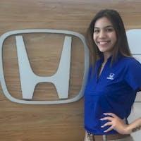 Gabriela Cruz at North Corpus Christi Honda
