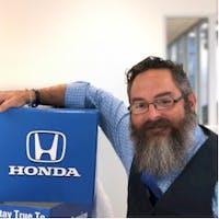 Corey Beck at North Corpus Christi Honda - Service Center