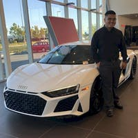 Lawrence  Anilao  at Audi Fremont