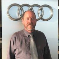 David  Stevens  at Audi Fremont
