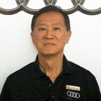 Dante Kanki at Audi Fremont