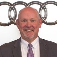 Jim Higgins at Audi Fremont