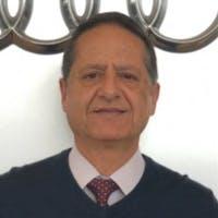 Omar Awwad at Audi Fremont