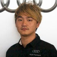 Kenneth Lee at Audi Fremont