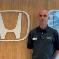 Chris  Clark at Honda of Newnan