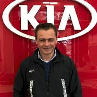 Salvatore Marciano at Kia of Huntington