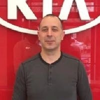 John Giannetto at Kia of Huntington - Service Center