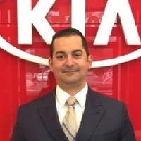 Angelos Georgatos at Kia of Huntington