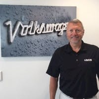 Tommy Pittenger at Crain Volkswagen of Fayetteville
