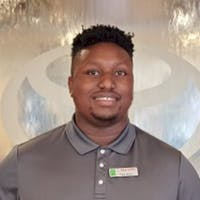 Cameron Oliver at Rice Toyota