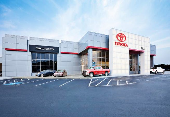 Rice Toyota, Greensboro, NC, 27408