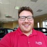 Brad Geegan at Napleton Hyundai of Urbana