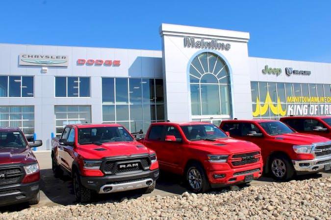 Manitou Mainline Chrysler Dodge Jeep Ram, Watrous, SK, S0K 4T0