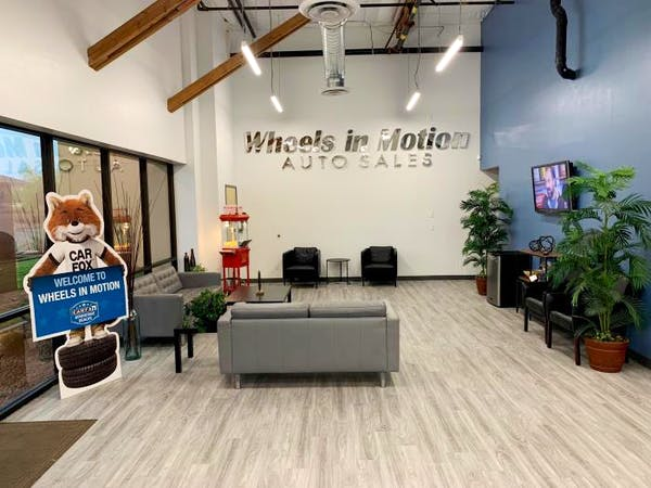 Wheels in Motion Auto Sales LLC, Tempe, AZ, 85283
