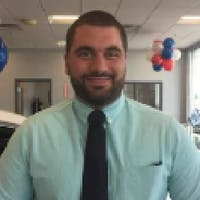 Kevin  Pereira at Empire Ford of New Bedford