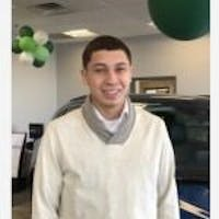 John Silva at Empire Ford of New Bedford