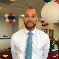 Ryan Monsegue at Empire Ford of New Bedford