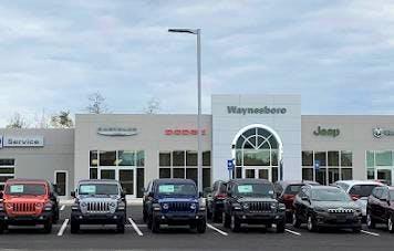 Waynesboro Chrysler Dodge Jeep Ram, Waynesboro, GA, 30830