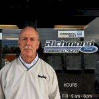 Roger Arnold at Richmond Ford Lincoln
