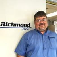 Chris Jones at Richmond Ford Lincoln - Service Center