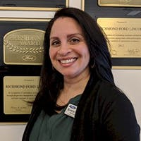 Evelyn  Rivera at Richmond Ford Lincoln