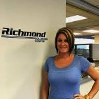 April Bush at Richmond Ford Lincoln - Service Center