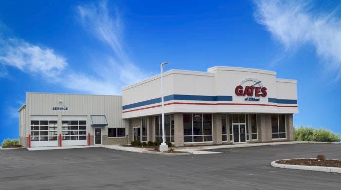 Gates of Elkhart , Elkhart, IN, 46514