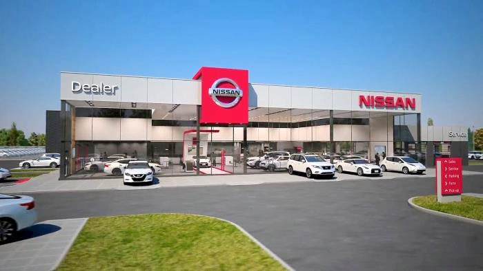 Ray Brandt Nissan of South Mississippi, D'Iberville, MS, 39540