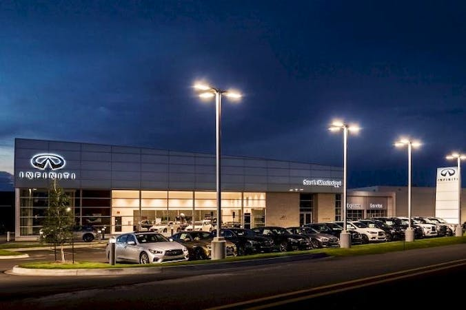 INFINITI of South Mississippi, D'Iberville, MS, 39540