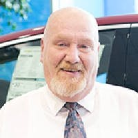 Bruce Countryman at Joe Basil Resale Center