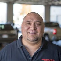 Moe Afu at Brent Brown Toyota - Service Center