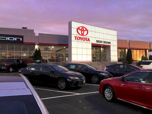 Brent Brown Toyota, Orem, UT, 84058
