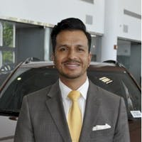Jose Hernandez at Williamson Cadillac