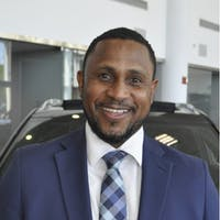 Gairy Adams at Williamson Cadillac