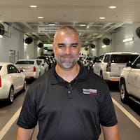 Rolando Pardo at Williamson Cadillac - Service Center