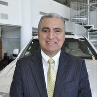 Alberto Fernandez at Williamson Cadillac