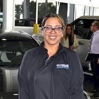 Stephanie  Reyno at Williamson Cadillac
