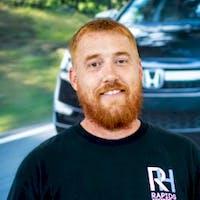Brian Nordstrom at Rapids Honda