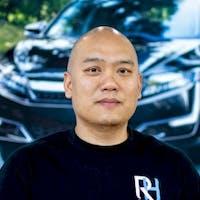Jon Nguyen at Rapids Honda