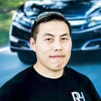 John Vang at Rapids Honda