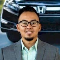 Kevin Kue at Rapids Honda