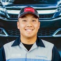 Kenneth Chan at Rapids Honda