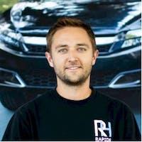 Andrew Nelson at Rapids Honda