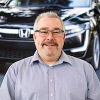 Bob Miesen at Rapids Honda