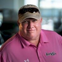 Rick  Gaddis at Regal Chevrolet