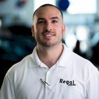 Pedro Jenner at Regal GMC