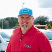 """Chris """"Boz"""" Boswell at Regal Lakeland"""