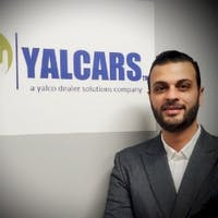 Firas Ghazal at Yalcars