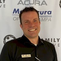 Angelo Antoulinakis at Maus Acura of North Tampa